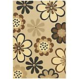 Courtyard Rug CY4035D Natural