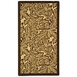 Courtyard Rug CY2996 Natural Brown