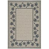Courtyard Rug CY5148H Coffee Black