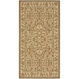 Courtyard Rug CY6555 Gold Creme