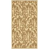 Courtyard Rug CY6590 Creme Gold