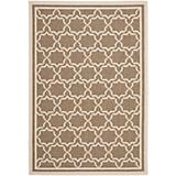 Courtyard Rug CY6916 Brown Bone