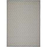 Courtyard Rug CY6919 Anthracite Beige