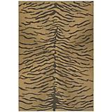 Courtyard Rug CY6953 Gold Natural