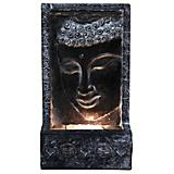 Buddha Wall Fountain with Light