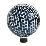 Mosaic Glass Gazing Globe