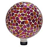 10in Mosaic Gazing Ball