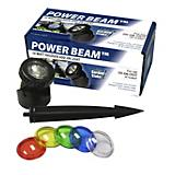 Power Beam Lgt 23Ft Cord with Lens and Stake