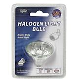 20 Watt 12 V Halogen Bulb MR16 Display Box of 12