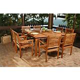Amazonia Milano Square 9 Piece Set