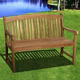 Amazonia Teak Newcastle Teak 4Ft Bench
