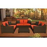 Atlantic Oxford Deep Seating Set