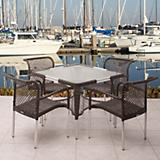 Atlantic Soho 5Pc Dining Set