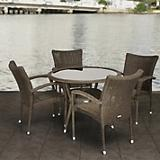 Atlantic Bari Dining Set