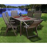 Atlantic Edinburgh 7Pc Dining Set