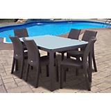 Atlantic Corfu Rectangular Dining Set