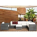 Atlantic Marseille 8Pc Wicker Set