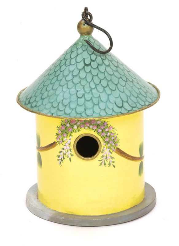 Bastion Birdhouse (ACHLA DESIGNS BH-20 719908315078 Wild Bird Supplies Bird Houses) photo