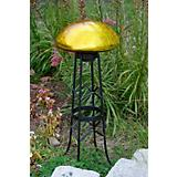 Toad Stool Yellow Crackle