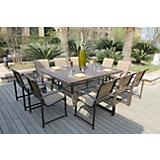 Cheli 11 Piece Dining Set