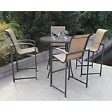 Cheli 5 Piece High Dining Set