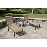 Cheli 3 Piece Chaise Set