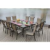 Amara 11 Piece Dining Set