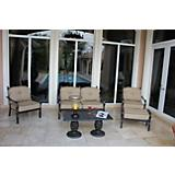 Amara 9 Piece Dining Set