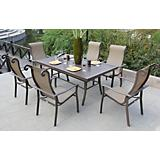 Amara 7 Piece Dining Set