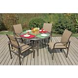 Narseo 5 Piece Dining Set