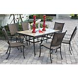 Laurentino 7 Piece Dining Set