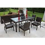 Ezequiel 7 Piece Dining Set