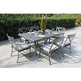 Porto Bello 7 Piece Dining Set