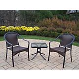 Tuscany 3pc Chair Set