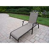 Cascade Sling Chaise Lounge