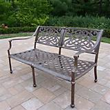 Tacoma Cast Aluminum Deep Seating Loveseat