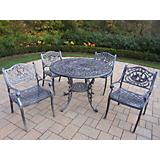 Mississippi 42Inch Hummingbird 5pc Dining Set