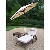 Mississippi 2pc Set w/ Cushion plus Umbrella