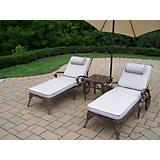 Mississippi 3pc Set w/ Cushion plus Umbrella