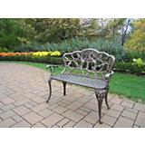 Hummingbird Aluminum Loveseat Bench