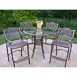 Hummingbird Mississippi 42Inch 5pc Bar Set
