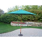 9Ft Market Umbrella with Crank