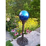 Gazing Ball Blue