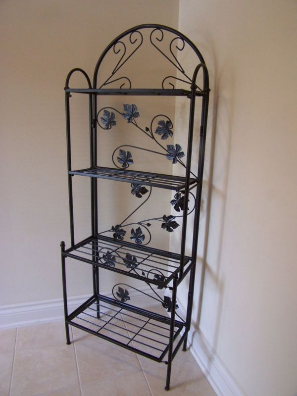 Bakers Rack Sun Valley Antique Bronze