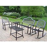 Rochester 5pc Rocker Seating Set