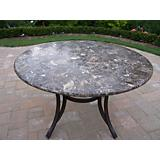 Stone Art 48Inch Dining Table