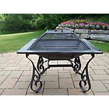 Victoria 33Inch Fire Pit with Grill