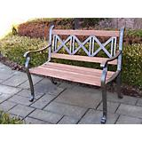 Triple Cross Bench