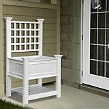 New England Arbors Kingsrow Planter Box