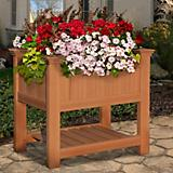 Bloomsbury Raised Composite Planter